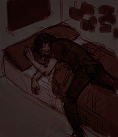 Sometimes I wonder if I draw Nico sleeping too often. Then I remember my hc that he sleeps with his mouth open and tongue hanging (Nico says it's like a corpse and hates it, Will says he looks like a. Solangelo Fanart, Percabeth, Percy Jackson Ships, Percy Jackson Fandom, Magnus Chase, Son Of Hades, Percy Jackson Characters, Rick Riordan Books, Uncle Rick