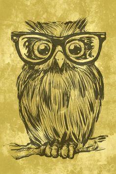 owl art - Buscar con Google