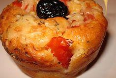 """Une recette improvisée pour le jeu de """" sucrepices N°3 du blog d'epices-moi deLory"""", un seul détail mais celui qui tue … j'ai oublié qu'il fallait utiliser au moins une épice… j'ai fais un muffin salé façon pizza mais j'ai za..."""