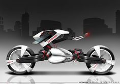 HONDA Design competition on Behance