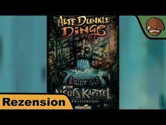 Alte dunkle Dinge –  Ein neues Kapitel (Erweiterung) – Review #224   Hunter & Cron