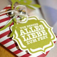 KW-Eselsohr: Weihnachtsgoodies - Zum Scraptreff