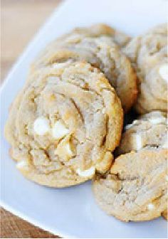 White Chocolate & Macadamia Nut Cookies – A dessert recipe that will sweeten any get-together.