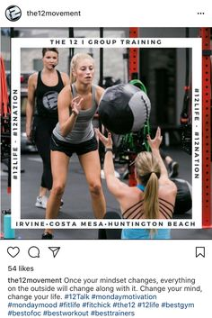the 12 movement is one of the best places to workout in los angeles and costa mesa Adventure Photos, Life Is An Adventure, Adventure Time, Monday Motivation, Fitness Motivation, Best Gym, Healthy Living Tips, Fit Chicks, Butt Workout
