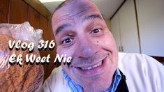 Vlog 316 Ek Weet Nie – The Daily Vlogger in Afrikaans Afrikaans, Port Elizabeth, Afrikaans Language