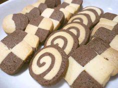 簡単★アイスボックスクッキー 話題入り!の画像