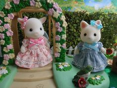 Sylvanian Families, Aesthetic Pictures, Childhood Memories, Cute Pictures, Horror, Dolls, Drawing Ideas, Drawings, Room Ideas