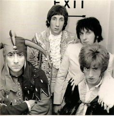 the who (keith, too funny :)