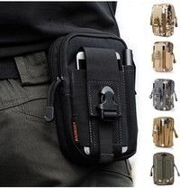 Wish |  Mens Bag Accessories Belt Fanny Pack Waist Pouch Backpack Tactical Mini