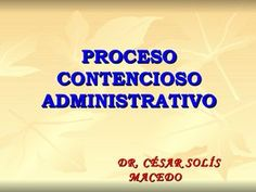 Proceso Contencioso Administrativo (Diplomado) Studying, Righteousness, Knowledge