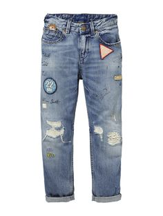 Fleet - The Explorer | Denim | Men Clothing at Scotch & Soda