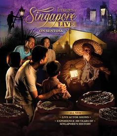 Get Free tickets for family and friends to experience the history of Singapore in a brand new way! :)