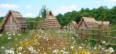 Zážitkový park Zeměráj - středověká vesnice
