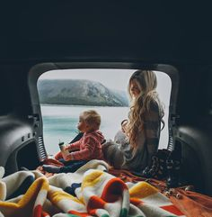 Isn't it awesome? Vacation with family in a camper. Great roadtrip!