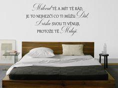 Housedecor Samolepka na zeď - Slova lásky Teak, Audi, Furniture, Home Decor, Decoration Home, Room Decor, Home Furnishings, Arredamento, Interior Decorating
