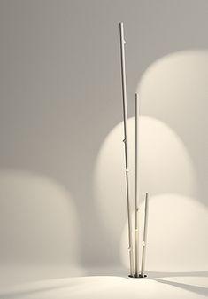 Bamboo | Design by Antoni Arola & Enric Rodríguez voor Vibia en Eikelenboom