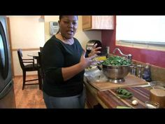 Collard Greens with Smoked Turkey Wings and Cornbread (Cooking with Carolyn). I make my greens simular with the smoke turkey. Ymmm.