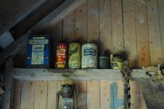 Going though my #photos I thought I'd #share my #Favorites this is another one from my visit to #Hareshowe Farm in Aden Park #Aberdeenshire #scotland I think my friend @jo_pond would like this one also . #old tins