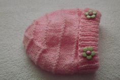 Looking for your next project? You're going to love Baby Pink Hat by designer Seasonknits.
