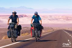 Come to Chile and live the adventure!  Antofagasta