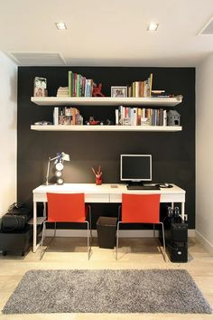 Kids Bedroom, Bedroom Decor, Home Office, Corner Desk, Loft, Reading Nooks, Ideas, Spaces, Furniture