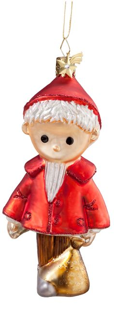 Käthe Wohlfahrt Weihnachtsschmuck - Unser Sandmännchen   rbb shop