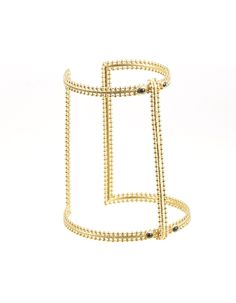 Gladiator Cuff | Inesiene... Way cute!!