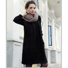china clothes wholesale, Dress,New Products,Mar 2 Update, middle sleeve spring clothes new style summer clothing autumn clothes winter clothes wholesale New Look Dresses, Simple Dresses, Dresses For Work, Dresses With Sleeves, Summer Dresses, Dress Work, White Feather Skirt, All Fashion, Autumn Fashion