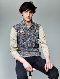 Teen styles for cool guys and girls by Scotch Shrunk and Scotch R'Belle.