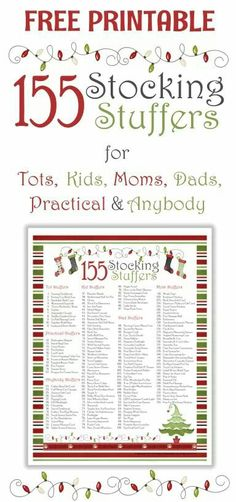 christmas stocking stuffer ideas more christmas stocking stuffers xmas gifts