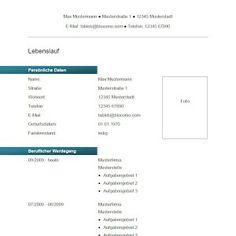 56 free #CV-Templates - 56 #Lebenslauf-Vorlagen zum kostenlosen Download