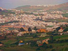 CANARIAS  FOTOS   Canary Islands Photos: Arucas en Gran Canaria...The city of Arucas