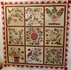 "Pine Valley Quilts • My Mum always said: ""Where there's a will there's a way"""