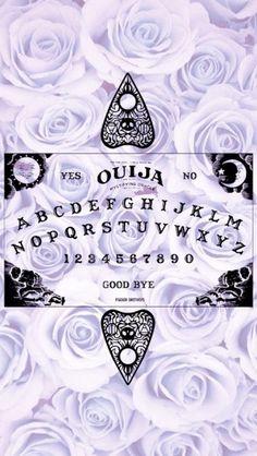 Pastel Ouija Board