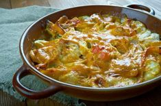 Leek and Mustard Cod Gratin Recipe Vegetarian Dishes Healthy, Vegetarian Chili Crock Pot, Vegetable Recipes, Meat Recipes, Fish Recipes, Healthy Recipes, Asian Snacks, Best Dinner Recipes, Coco