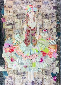 The Dress by Laura Heine