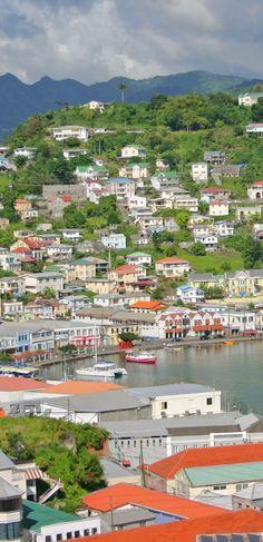 St. George Harbour, Grenada