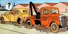 Ford ? towing Amilcar Compound