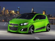 Chevy Aveo RS