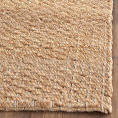 Shop for Safavieh Handmade Natural Fiber Grainne Jute Rug. Get free delivery On EVERYTHING* Overstock - Your Online Home Decor Store! Get in rewards with Club O!