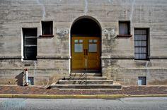 Architecture Door Street Stoop