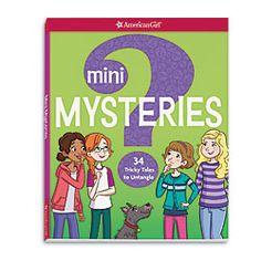 American Girl® Bookstore: Mini Mysteries