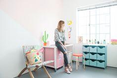 Momkins//Art & Motherhood: Chloe Fleury | Babiekins Magazine