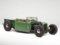 1932 Ford Roadster Pickup Side