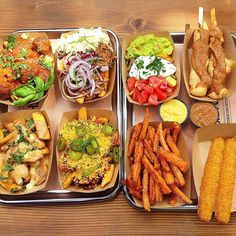fresh food fast in d sseldorf fries before guys frittenwerk i love it poutine canadian. Black Bedroom Furniture Sets. Home Design Ideas