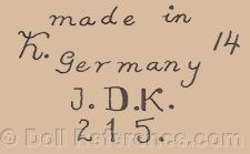 All about identifying antique Kestner dolls; with doll descriptions, photos and all known doll mold numbers and doll markings Doll Maker, German, King, Dolls, Math, Deutsch, Baby Dolls, German Language, Puppet
