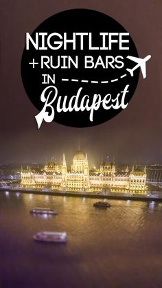 After a day exploring Budapest don't plan on calling it an early night. Budapest nightlife is the best in Europe. Head to the Jewish Quarter to the infamous Budapest ruin bars. We've put together this list of the top 9 ruin bars in Budapest including Szimpla Kert, Instant, and more.  #Budapest #Europe #BudapestNightlife #Ruinbar #Ruinbars #party #travel  via @gettingstamped