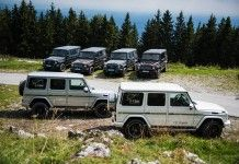 Special Report: The Ultimate Mercedes-Benz G-Class Experience