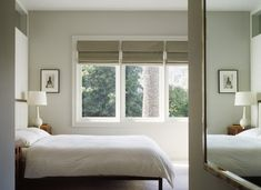 Small Space Window Treatment Tips window treatments