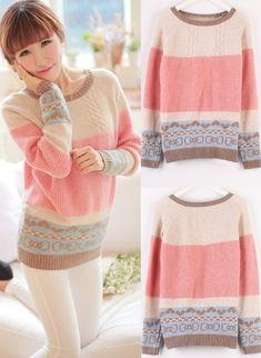 sweaters, fashion, cloth, color block, colorblock, raglan sleev, pastel colors, sleeves, block sweater
